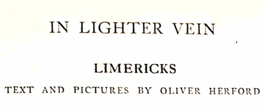 Limerick info