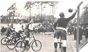 Bicycle Basketball